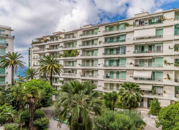 Winter Immobilier - Residence - LE CAPITOLE - Nice - Le_Capitole_Jardin